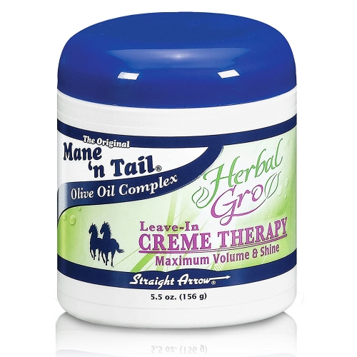 Mane 'n Tail Herbal Gro Leaven-in Creme Therapy 156 gr