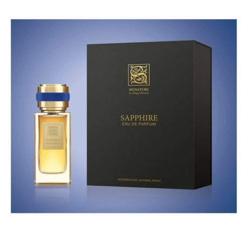 Signature by sillage d'orient-Sapphire